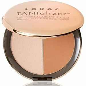 Tantalizer Highlighter and Matte Bronzer Duo